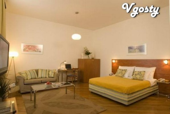 Cute apartment in sovremennom style mynymalyzm for five man - Apartments for daily rent from owners - Vgosty