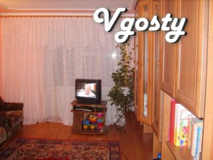 Renting accommodation on New Year's Day in Kamenetz-Podolsk - Apartments for daily rent from owners - Vgosty