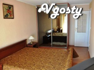 Prostornaya trehkomnatnaya apartment - Apartments for daily rent from owners - Vgosty