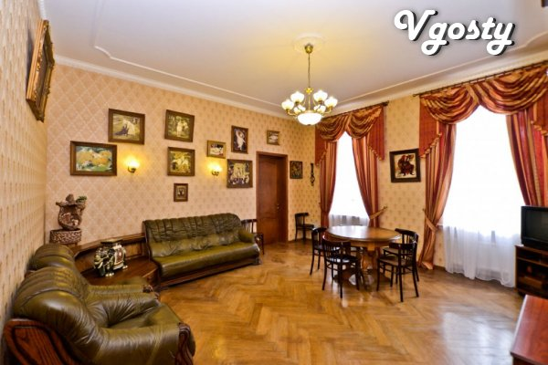 Its detskaya Playground - Parents WILL BE dovolnы! - Apartments for daily rent from owners - Vgosty