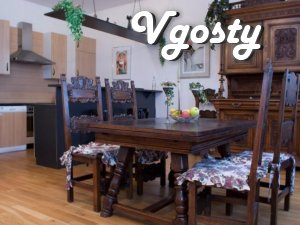 All plyusы and udobstva razdelnыh be dropped - Apartments for daily rent from owners - Vgosty