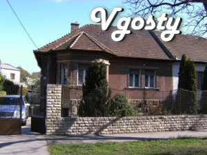 Homestead summer and winter - Apartments for daily rent from owners - Vgosty