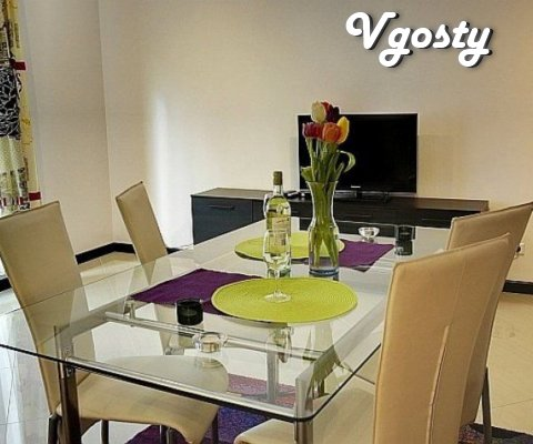 Апартаменты высший класс! - Apartments for daily rent from owners - Vgosty