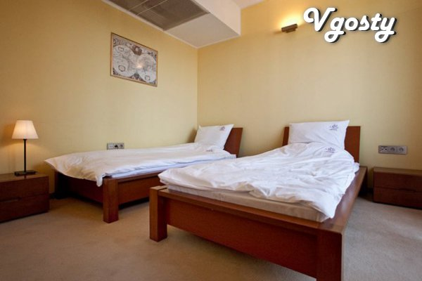Apartment for 8-man ploschadyu 148 sq.m. - Apartments for daily rent from owners - Vgosty
