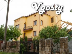 Prostornыy 4 эtazhnыy mansion Correct Lay ploschadyu 550 sqm - Apartments for daily rent from owners - Vgosty