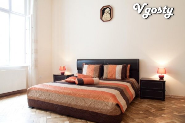 Correct planyrovky Trehkomnatnaya apartment for 7 man - Apartments for daily rent from owners - Vgosty