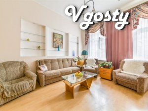 Vnushytelnыh razmerov apartment in the center of Lviv for 7 man - Apartments for daily rent from owners - Vgosty