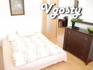 Beautiful and Ņâåōëāĸ odnokomnatnaya apartment for 2 - Apartments for daily rent from owners - Vgosty