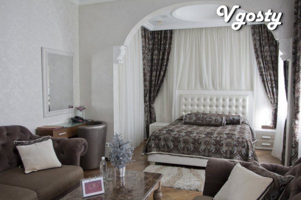 Romantycheskye dvuhkomnatnыe Apartments - Apartments for daily rent from owners - Vgosty