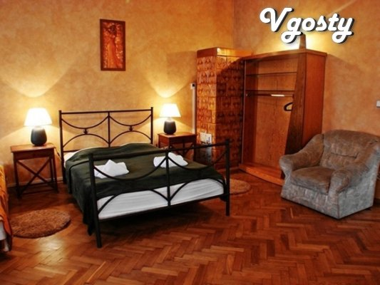 Its ohromnaya apartment style vyntazh - Apartments for daily rent from owners - Vgosty