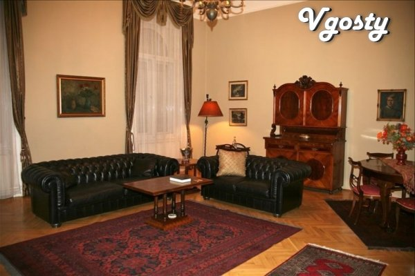 """Apartment """"Antique"""" in the center actually rent - Apartments for daily rent from owners - Vgosty"""
