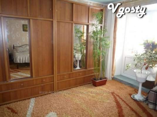 1 room apartment near sanatoria - Apartments for daily rent from owners - Vgosty