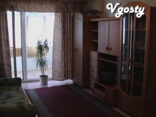 1 bedroom apartment in Ilyichevsk Street. Park - Apartments for daily rent from owners - Vgosty