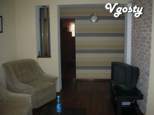 Apartment for rent by the hour, at the hem, 2 rooms - Apartments for daily rent from owners - Vgosty