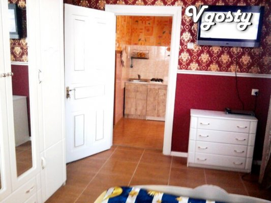 I rent an apartment in Feodosia - Apartments for daily rent from owners - Vgosty