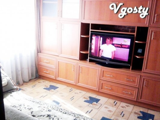 Good 1Kvartiru rent in the center - Apartments for daily rent from owners - Vgosty