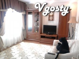 Rent Posh 2 hkom.kv. - Apartments for daily rent from owners - Vgosty