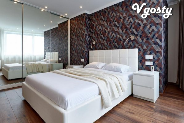 Daily Kiev. Rent 2 rooms without a fee. Center st. Belorussian - Apartments for daily rent from owners - Vgosty