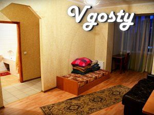 Comfortable and cozy apartment in Halytska - Apartments for daily rent from owners - Vgosty