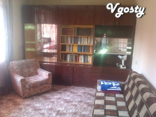 Two-room apartment for rent - Apartments for daily rent from owners - Vgosty