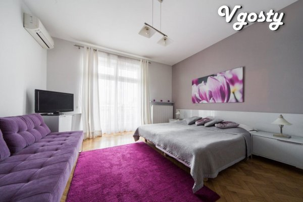 Apartment 'with yholochky'! - Apartments for daily rent from owners - Vgosty