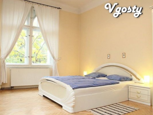 And in the center and in silence - Apartments for daily rent from owners - Vgosty