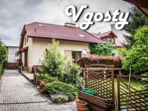 Only something postroennыy mansion - Apartments for daily rent from owners - Vgosty