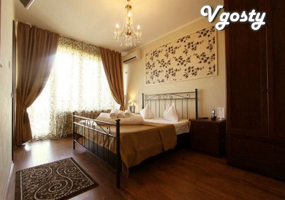 Superkvartyra 115 sq.m. for 8-man - Apartments for daily rent from owners - Vgosty