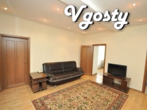 Sdayu leasing uyutnuyu and prostornuyu 3 room apartment for rent. - Apartments for daily rent from owners - Vgosty