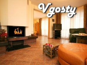 Shimmering clean and cozy apartment for 7 people - Apartments for daily rent from owners - Vgosty