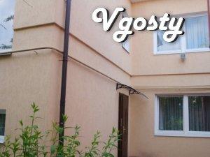 Трехэтажный шестикомнатный особняк - Квартири подобово без посередників - Vgosty