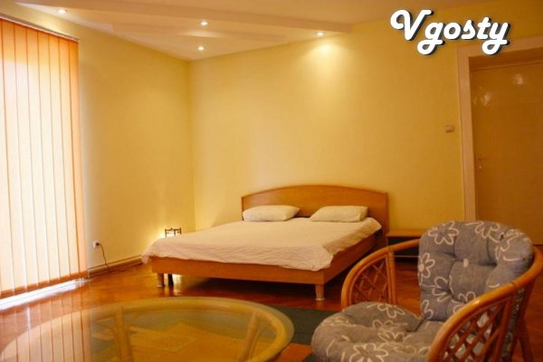 Warm home with radostyu pryymet guests - Apartments for daily rent from owners - Vgosty