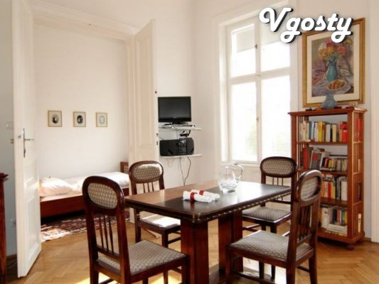 """Apartment """"Antik"""" in the historically city center - Apartments for daily rent from owners - Vgosty"""
