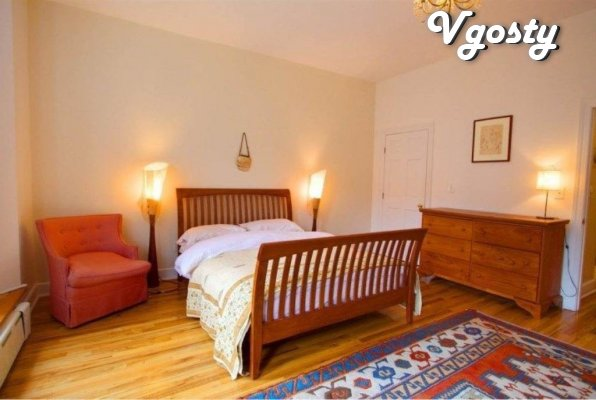 Apartment in two level - Almost thy house in the center of the city - Apartments for daily rent from owners - Vgosty