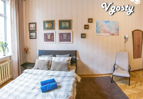 Для большой семьи или компании друзей - Apartments for daily rent from owners - Vgosty
