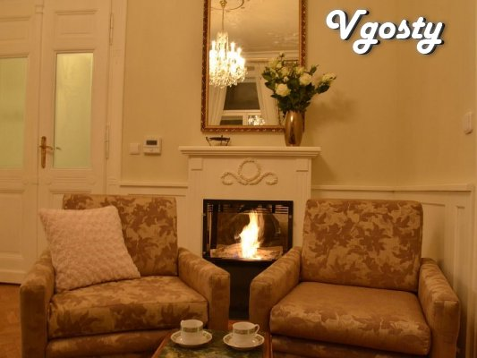 Quietly, rasslablyayuschee, uedynennoe place - Apartments for daily rent from owners - Vgosty