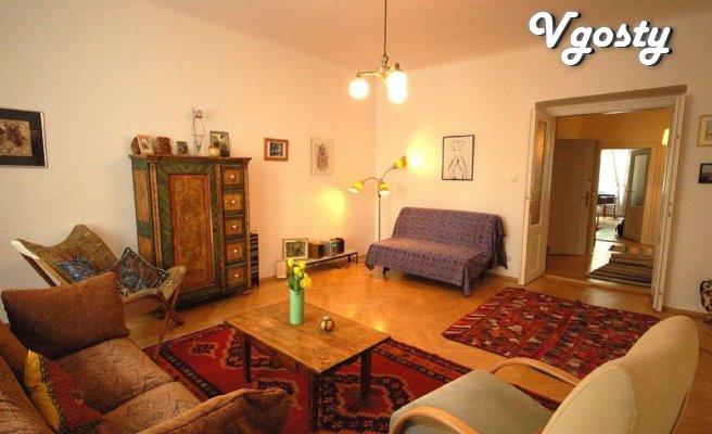 Apartments for naslazhdenye tsenytelya - Apartments for daily rent from owners - Vgosty