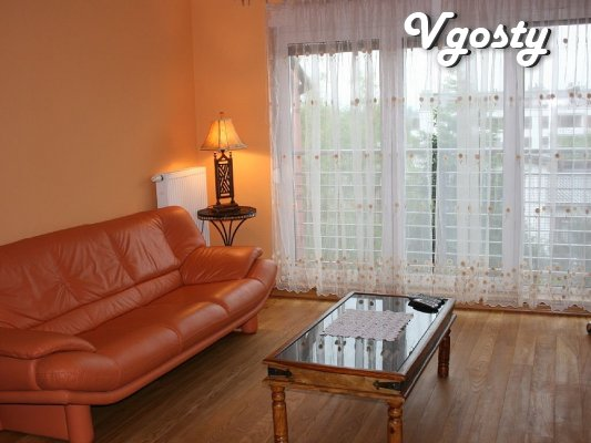 A great option for a vacation in a mansion - Apartments for daily rent from owners - Vgosty