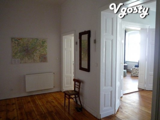 Near the main attractions - Apartments for daily rent from owners - Vgosty
