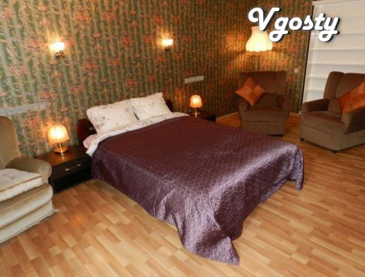 Much 4 komnatnaya apartment VICINITY Shevchenko av - Apartments for daily rent from owners - Vgosty
