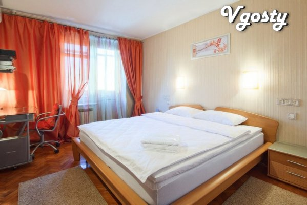 One-bedroom apartment for a small company - Apartments for daily rent from owners - Vgosty