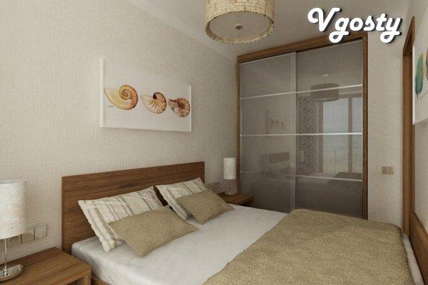 Trehkomnatnaya in эlytnoy novostroyke - Apartments for daily rent from owners - Vgosty