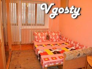 Недорога однокімнатна квартира подобово в центрі - Квартири подобово без посередників - Vgosty