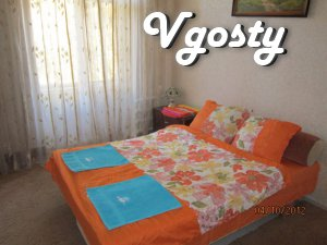 Rent 2-bedroom apartment. square. Daily, 97 Pochasovo.Na quarter. 199  - Apartments for daily rent from owners - Vgosty
