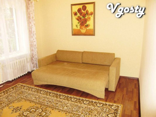 Extensive 1 room for rent - Apartments for daily rent from owners - Vgosty