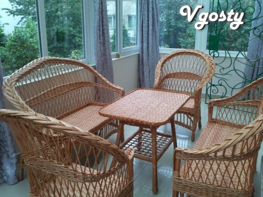 luxury apartments in two levels with a separate entrance, 10 min. to t - Apartments for daily rent from owners - Vgosty