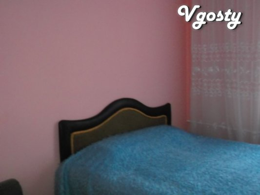 Luxurious 2-bedroom. center - Apartments for daily rent from owners - Vgosty