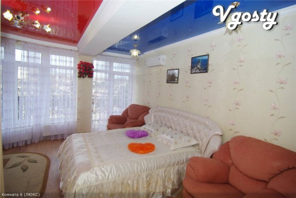 Rent an apartment in Alushta inexpensive - Apartments for daily rent from owners - Vgosty
