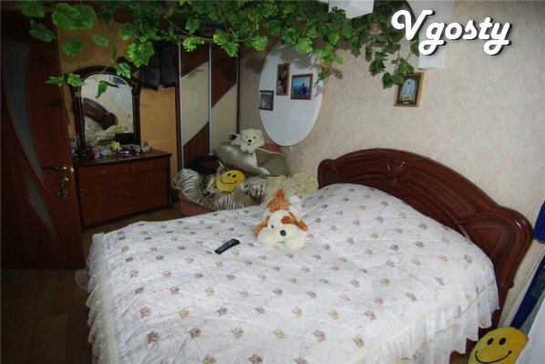 Rent an apartment in Alushta inexpensive for rent - Apartments for daily rent from owners - Vgosty