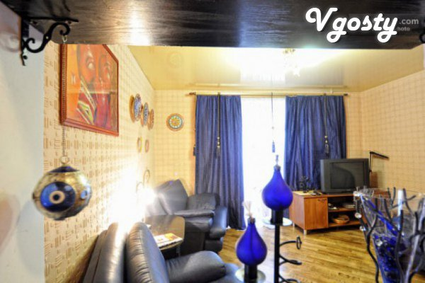 Cozy and quiet apartment VIP class - Apartments for daily rent from owners - Vgosty